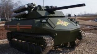 Tökéletes fegyvert fejlesztettek az oroszok (videóval)