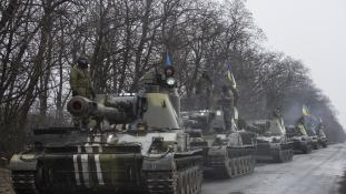 Újra fokozódhat a feszültség Kelet-Ukrajnában