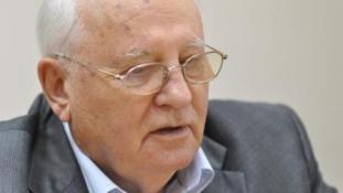 Elírta Gorbacsov szülinapi táviratát a Kreml