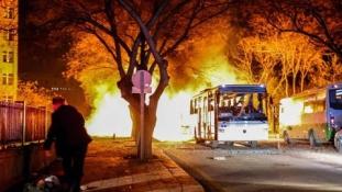 Újabb terrorriasztást adott ki az Egyesült Államok Ankarára