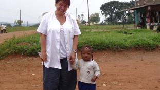 Magyar orvos Afrikában – fotók