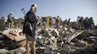 Egy év alatt 3 ezer civilt öltek meg Jemenben