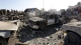 A jemeni békéről tárgyalnak a szaúdiak és a húszik
