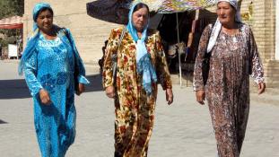 A nő – idézetek közép-ázsiai vezetőktől