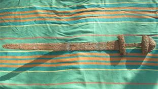Visszakapja ezeréves viking kardját Ukrajna