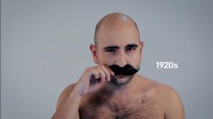 A kopaszok frizurájának 100 éve – orosz paródia