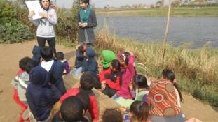 A Nílus Iskola – mire tanítják a nagyon szegény gyerekeket Egyiptomban?