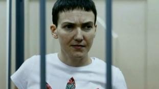 Ítélet Donyeckben: bűnös az ukrán piótanő