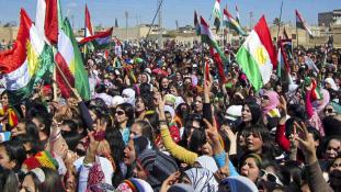 Megcsinálták a szíriai kurdok a föderációt