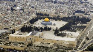 Jordánia több tucat megfigyelő kamerát telepít Jeruzsálemben