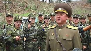 Kim Dzsongun katonái harcolnak Szíriában?