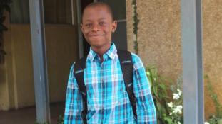 15 évesen már egyetemre jár az afrikai fiú