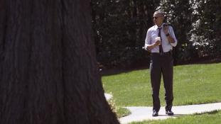 Obama nem hagyta megbuktatni Aszadot