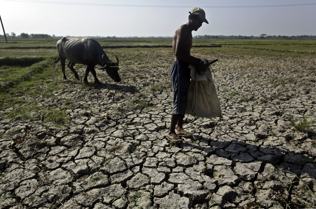 Drought Affected Areas In The Philippines