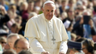 Ferenc pápa április 16-án látogat Leszboszra