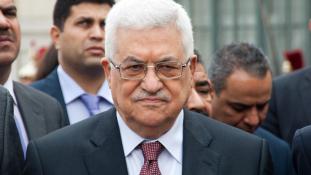 A palesztin vezetők is vidáman panamáznak