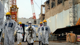 Nagy gond lehet Fukusimában