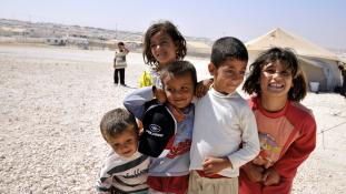 Kansasbe érkezett az első szíriai menekültcsalád