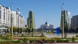 Saját honlapja lesz minden háznak Kazahsztánban