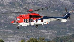 Lezuhant egy helikopter Norvégiában: 14 halott