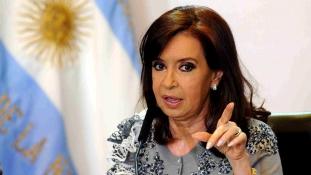 Vádat emeltek az előző argentin elnök ellen