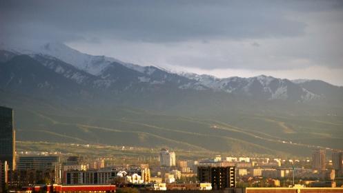 A Nap képe – Almati