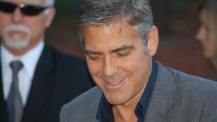 George Clooney Jerevánban: Ne forduljunk el a menekültektől!