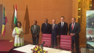 """""""Amit Etiópiának adunk, az nem segély, hanem kölcsönös előnyökön alapuló lehetőség"""""""