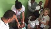 Afrikai gyerekek, magyar adományok és orvosok – St. Kizito árvaház