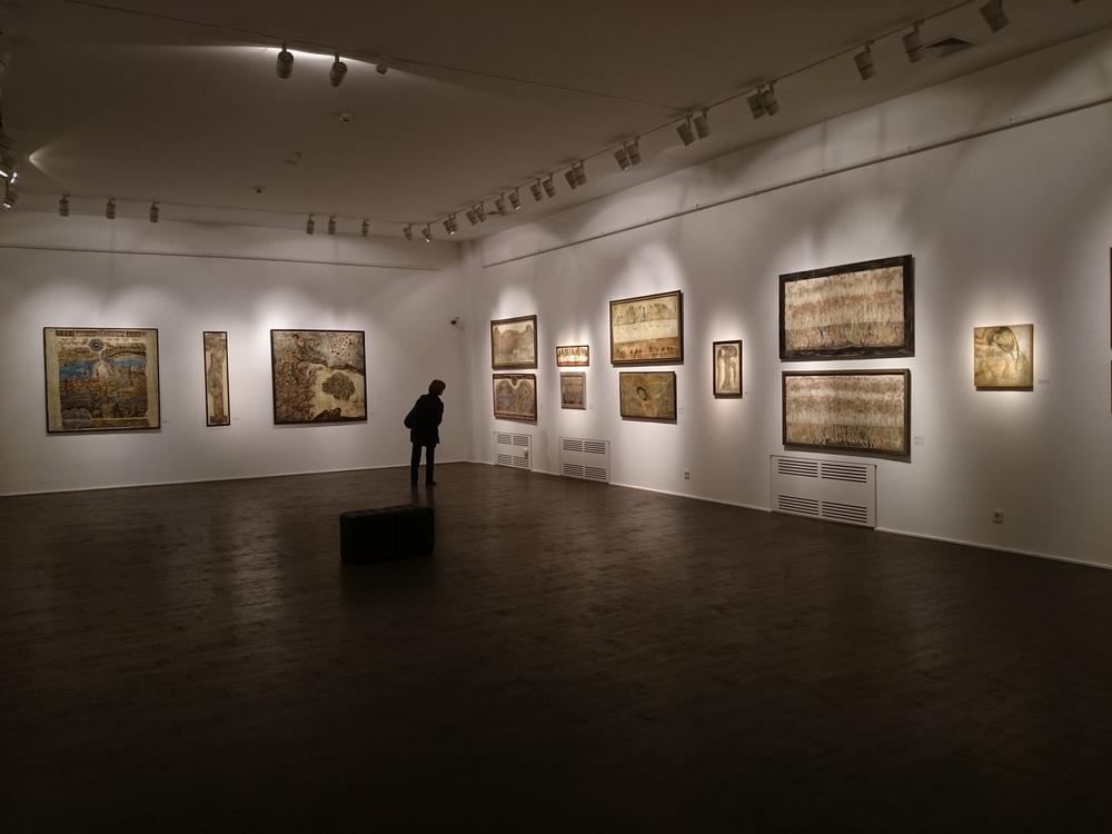 Meraba Abramishvili kiállítás