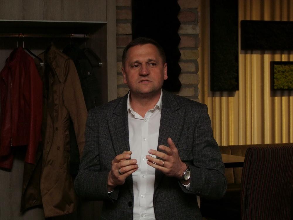 Nagyvárad alpolgármestere,  Huszár István