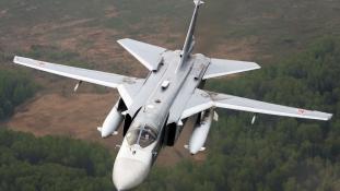 Provokálta az amerikaiakat egy orosz vadászgép?