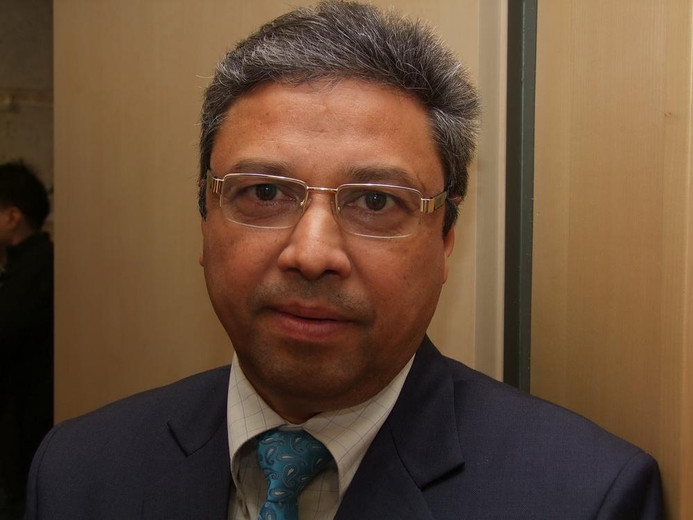 T.P.S Rawat , a Kulturális Központ igazgatója