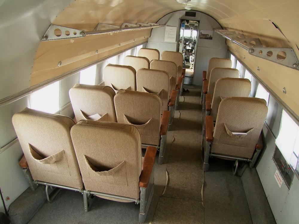 az  LI 2T felújított utastere