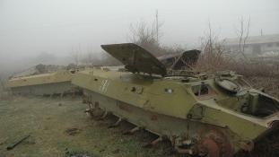 Nem mi kezdtük: Kiújultak a harcok Hegyi-Karabahban