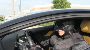 Kaliforniában Batman jön érted Uberrel