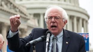 Gáza miatt bírálta Izraelt Bernie Sanders