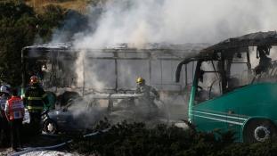 """""""Terrortámadás"""" – ketten válságos állapotban vannak a jeruzsálemi buszrobbantás 21 sérültjéből"""