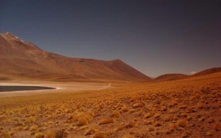 A nap képe – Chile