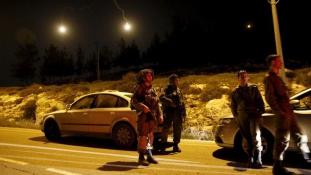 Merénylők otthonait robbantotta fel a hadsereg Ciszjordániában