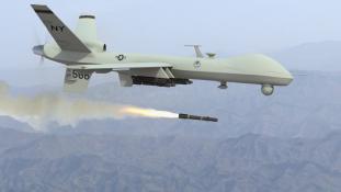 Az Iszlám Állam most jól kiszúrt a drónokkal Szíriában