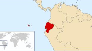 Földrengés és szükségállapot Ecuadorban