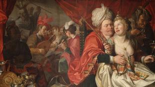 Donyeckben kerültek elő az ellopott holland festmények