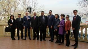 ASEAN-konferencia Budapesten