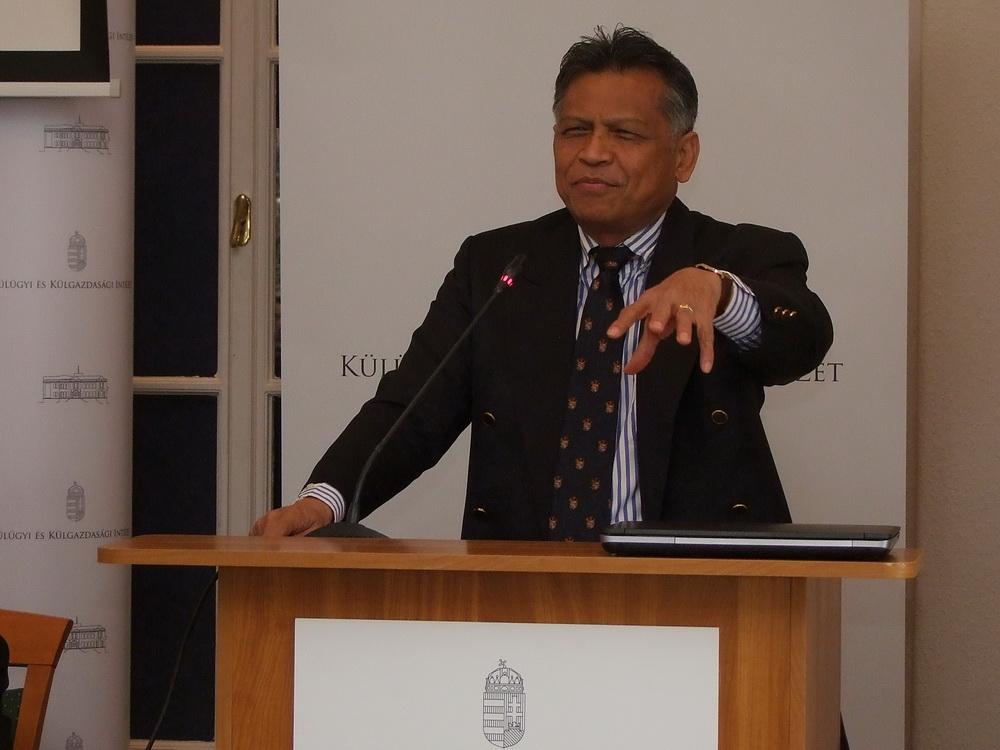 Dr. Surin Pitsuwan