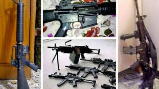 Facebookon árulják a fegyvereket Líbiában, légvédelmi ágyú is kapható