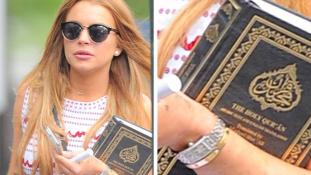 Az iszlámmal kacérkodik Lindsay Lohan