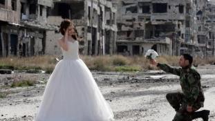 Akik igazán szeretik a szír menekülteket