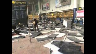 Újabb terroristát fogtak Brüsszelben