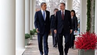 Terroristák és menekültek –  Obama Erdogannal tárgyalt